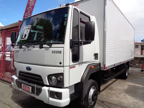 Ford Cargo 1119 Bau Longo