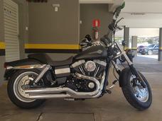 Harley Davidson Fat Bob Fxdf 13.13 Preta.
