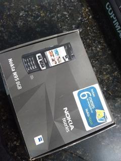 Celular Nokia N95 Preto Original 8gb. Mem.