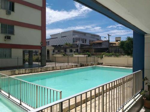 Apartamento Para Venda - Madureira , Rio De Janeiro - 65m², 1 Vaga - 870