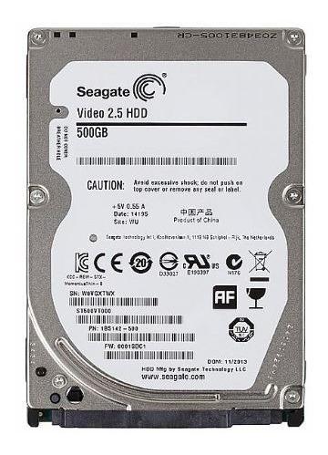 Hd 500gb Notebook Seagate/wd/hgst -10 Und Atacado P. Entrega