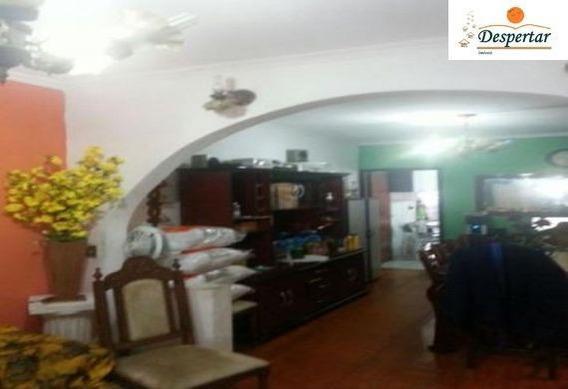 02591 - Sobrado 3 Dorms. (1 Suíte), Pirituba - São Paulo/sp - 2591