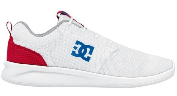 Tenis Casuales Hombre Dc Shoes Midway Ps Ayps Id-831225 F9 Msi