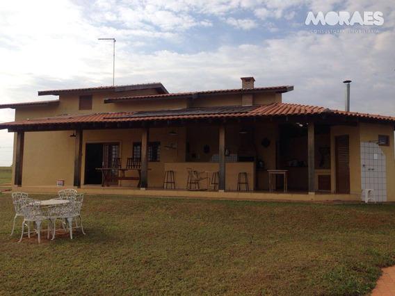 Casa Residencial À Venda, Varandas Do Tietê , Iacanga. - Ca0624