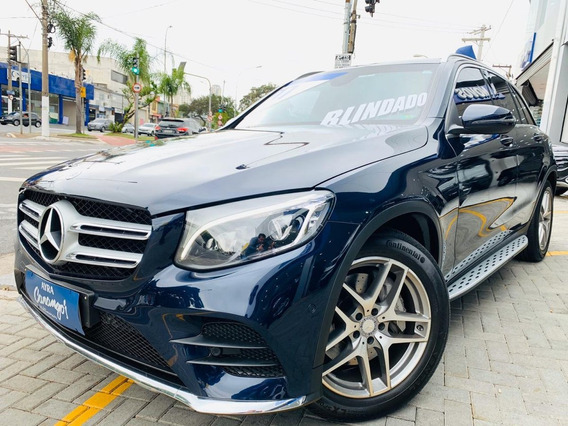 Mercedes Glc 250 4matic 2.0 Tb 16v Aut. 2016/2017