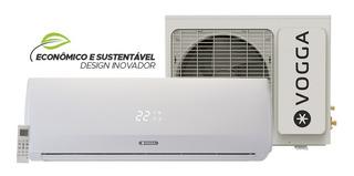 Ar Condicionado Split Vogga 18.000 Btu/h Quente E Frio Vog18