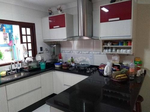 Imagem 1 de 30 de Sobrado Com 4 Dormitórios À Venda, 211 M² Por R$ 580.000,00 - Vila Ré - São Paulo/sp - So13999