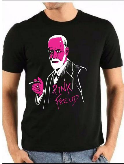 Camiseta Pink Freud