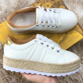 6f29f984a Tenis Nauru Anos 90 Sapatos - Sapatos Branco com o Melhores Preços ...