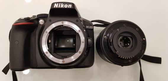 Camera Nikon D5300 Nova Com Nf