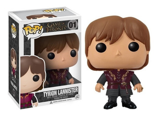 Funko Pop Tyrion Lannister 01 - Game Of Thrones