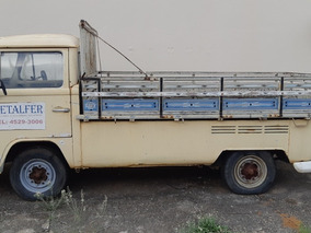 Volkswagen Kombi Combi Carroceria 1979