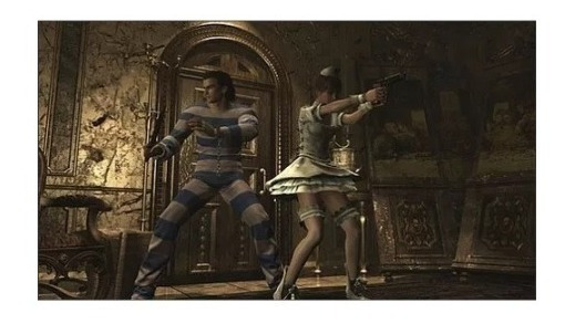 Fisica Resident Evil Origins Collection Ps4 [ing] Leg Espanh