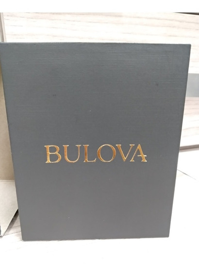 Reloj Caballero Bulova Original