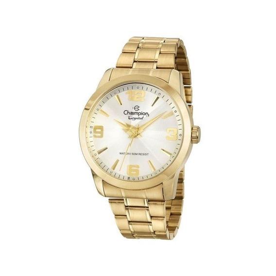 Relógio Champion Feminino Dourado Cn27170h