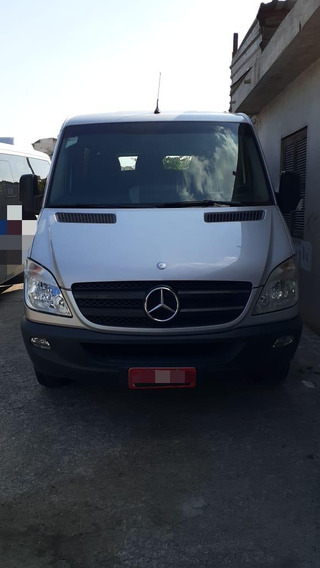 Mercedes-benz Sprinter Van 2.2 Cdi 415 Teto Baixo 5p
