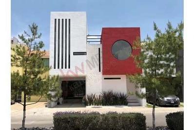 Única Residencia En Venta $3,950,000 En Fracc. Los Cedros En Pachuca, Hidalgo.