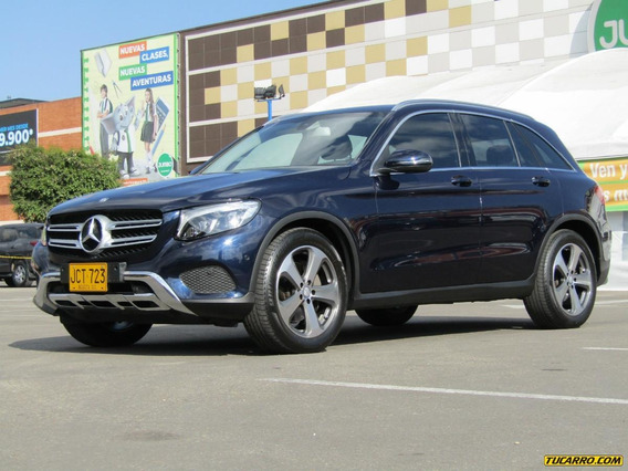 Mercedes Benz Clase Glc 220 At 2200cc Aa 4x4 Ab Abs
