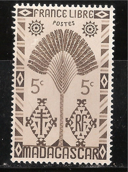 Madagascar - Ravanela Madagascariensis - 1943