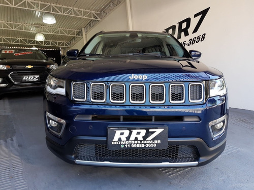 Jeep Compass 2.0 16v Limited 2019