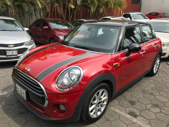 Mini Copper Salt 1.5t 140hp 2017