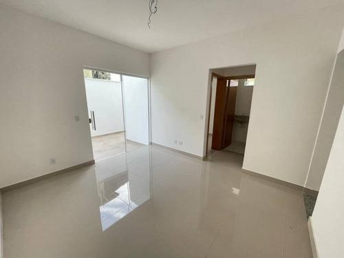 Imagem 1 de 11 de Apartamento Com Área Privativa À Venda, 2 Quartos, 1 Vaga, Sao Joao Batista (venda Nova) - Belo Horizonte/mg - 2027