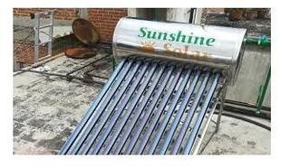 Calentador Solar 12 T Sunshine En Jalisco Oferta Temporal