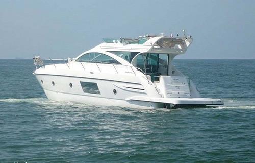 Lancha Cimitarra 520 Ñ Intermarine Sessa Beneteau Phantom