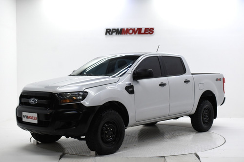 Ford Ranger Xl 4x4 2.2 Doble Cabina Manual 2020 Rpm Moviles