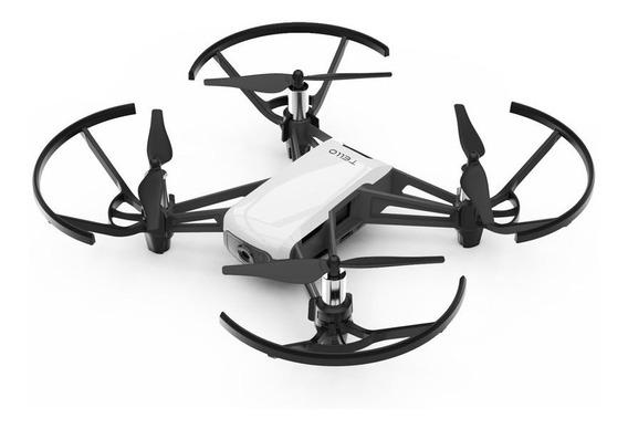 Drone Dji - Tello Boost Combo Arctic White + Rádio Controle