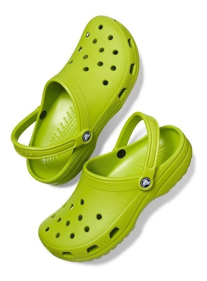Crocs Originales Classic Adulto Volt Green