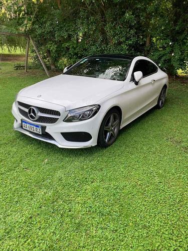 Mercedes C300 245cv Coupe Blanco Impecable Automatico