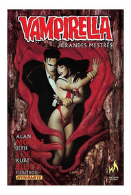 Vampirella Grandes Mestres