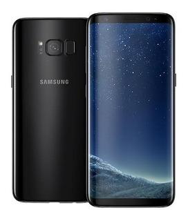 Samsug Galaxy S8 Com Tela E Display Quebrado