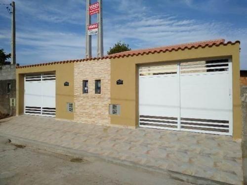 Casa Com Cozinha Americana Em Itanhaém Litoral Sp - 6753 Npc