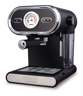 Cafetera Express 15 Bares Peabody Ce5002 Con Espumador Full