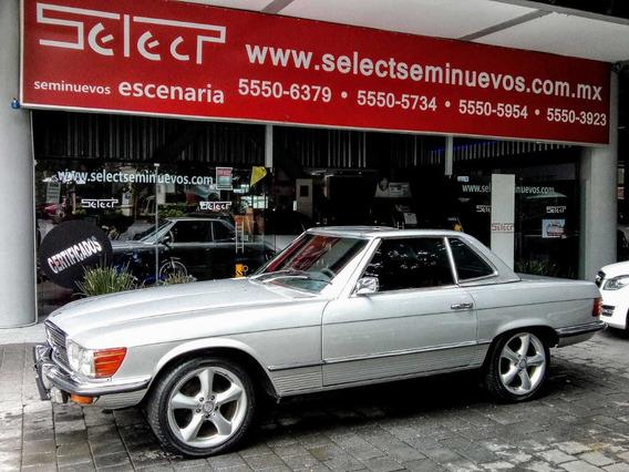 Mercedes Benz Clásico Convertible 450sl 1973