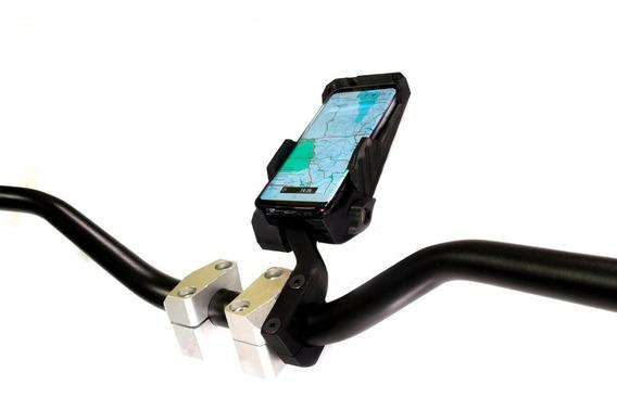 Soporte Porta Celular Gps Moto Bici Cdv 3.0