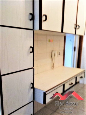 2 Dormitórios - Armário Planejados Na Cozinha E Dormitório - Próximo Ao Troleibus - Ap00531 - 33973345