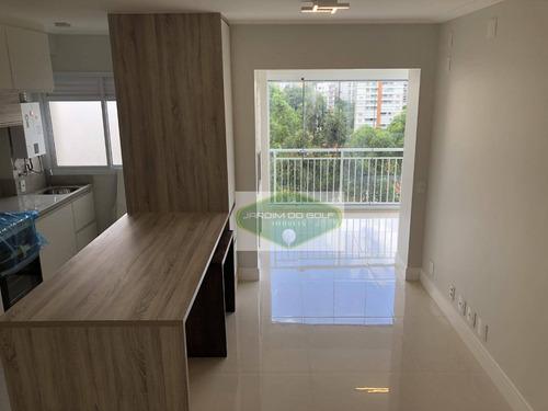 Apartamento 02 Dorms One Brooklin Av Portugal - Ap4362