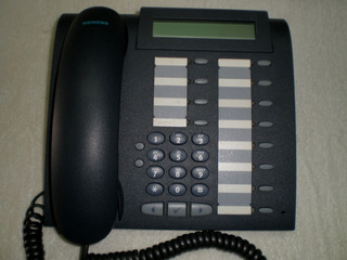 Teléfono Siemens Optipoint 500 Standard Mangan