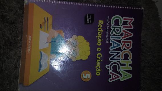 Livro De Redação Marcha Crianca 7°ano