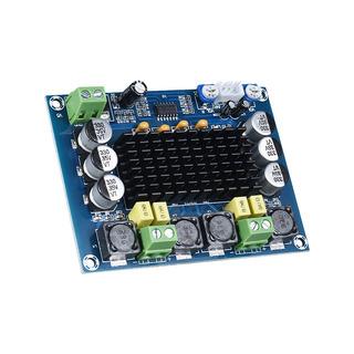 Módulo Amplificador Energía Audio Dual Canal 120w + 120w