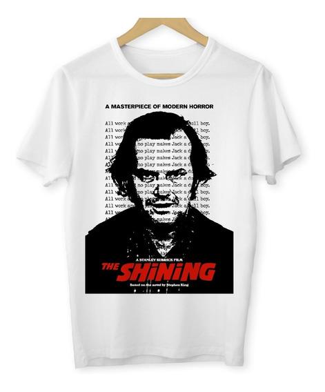 Camiseta Baby Look The Shining O Iluminado Filmes