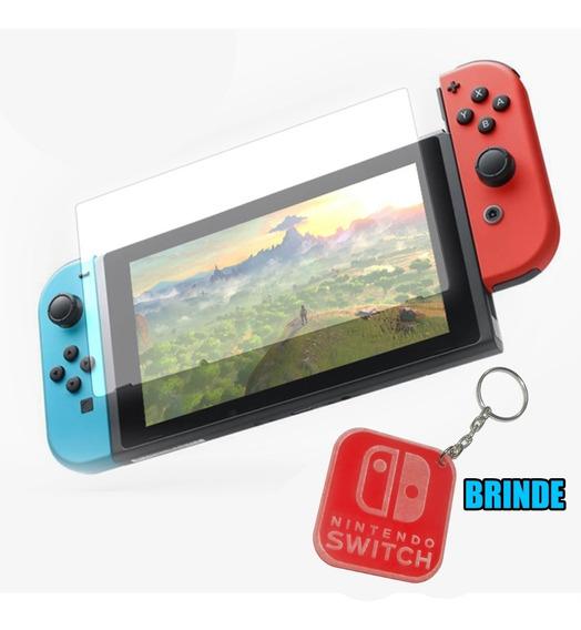 Pelicula De Vidro Temperado Nintendo Switch Envio Imediato