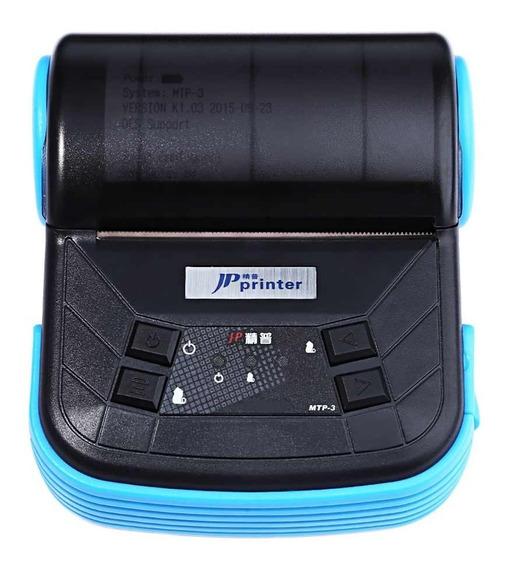 Impressora Portátil 80mm Bluetooth Apostas E Comercio