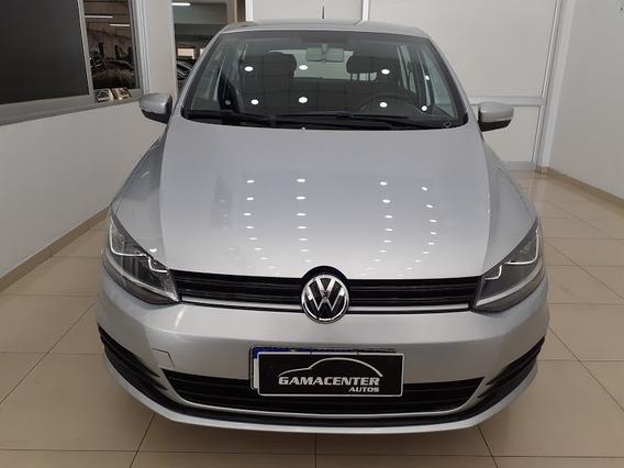 Volkswagen Fox 1.6 Trendline 2018 44.000km Gris 5 Puertas