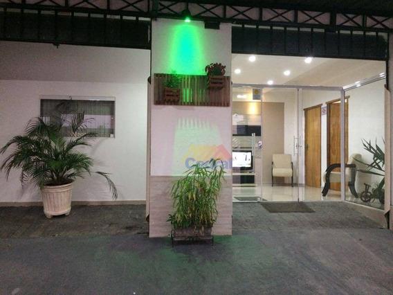 Sala Para Alugar, 10 M² Por R$ 790,00/mês - Vila Oliveira - Mogi Das Cruzes/sp - Sa0044
