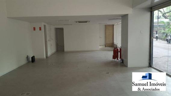 Loja Para Alugar, 250 M² Por R$ 25.000/mês - Consolação - São Paulo/sp - Lo0149