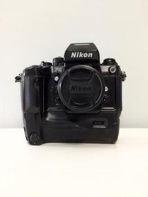 Câmera Nikon F4 Super Conservada / Acompanha Lente 50mm 1.8